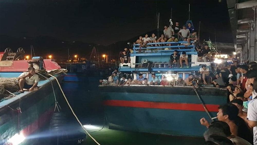 Ngư dân mất tích vì cứu chó, tìm thấy, thi thể nạn nhân dưới biển, ngư dân Phạm Ngọc Công