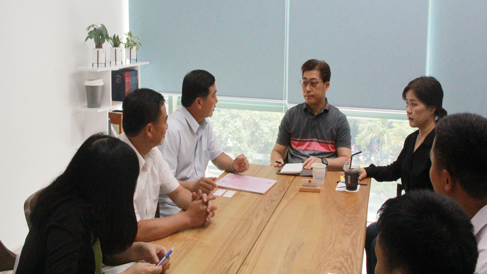 Bac Giang province, non governmental organization's aids, Department of Foreign Affairs, working delegation, practical social welfare projects,  vulnerable groups, operating orientation