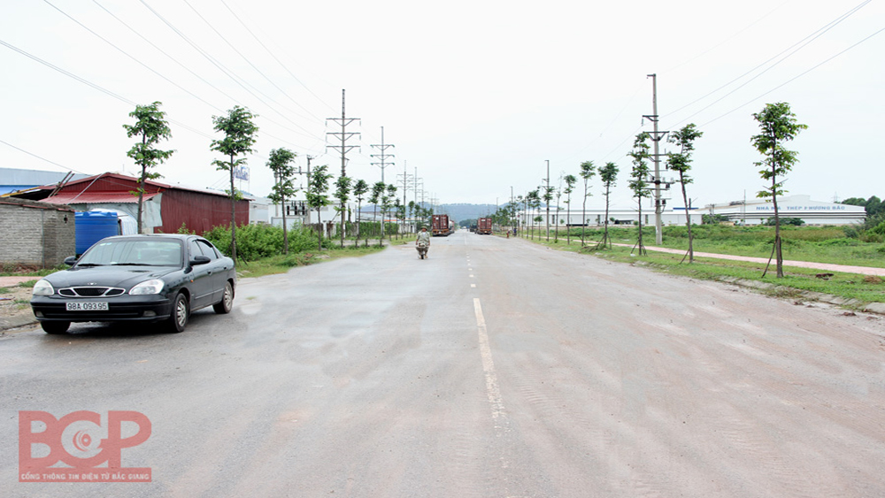 Bac Giang province, investment projects, total registered capital, new domestic investment, FDI investment, newly established businesses