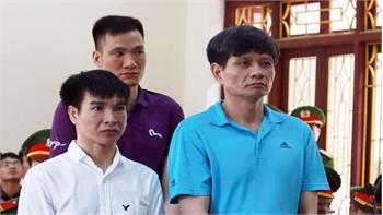 Y án tử hình kẻ bắn giám đốc đi lễ chùa ở Hà Nam