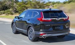 """Honda triệu hồi CR-V vì lỗi túi khí nổ """"ngẫu hứng"""""""