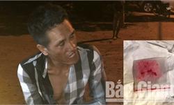 Cảnh sát giao thông Bắc Giang bắt đối tượng phạm tội về ma túy