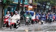 Bắc Bộ và Bắc Trung Bộ mưa lớn diện rộng