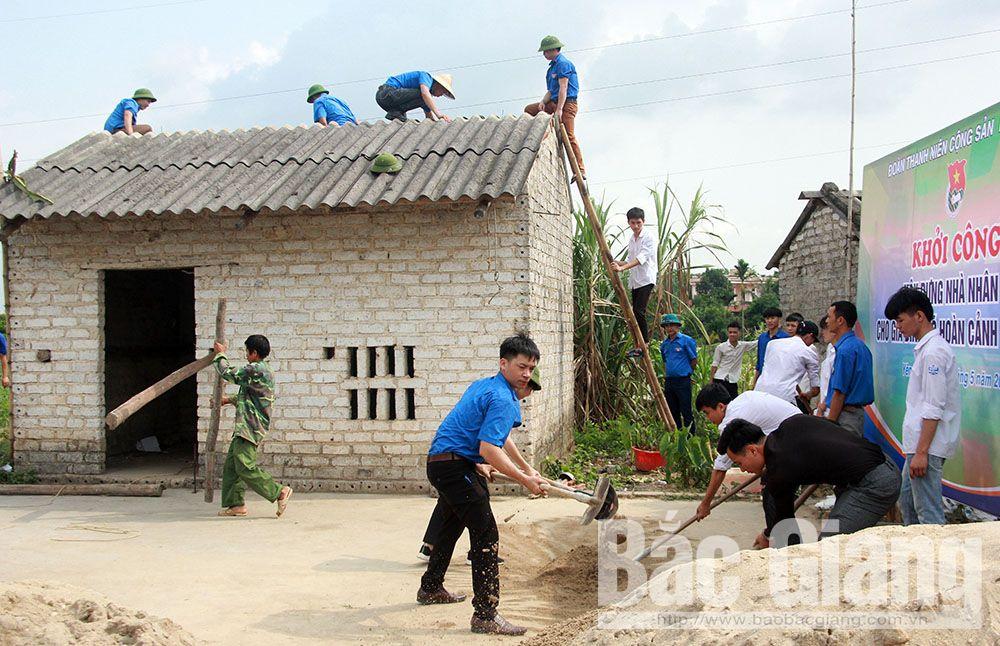 Bắc Giang, chiến dịch thanh niên tình nguyện hè năm 2019, hành quân xanh, tiếp sức mùa thi, mùa hè xanh, hoa phượng đỏ