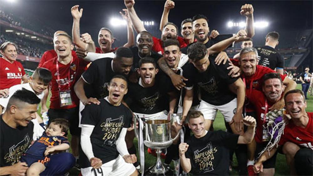 Valencia, Barca, chung kết, Cup Nhà vua