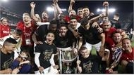 Valencia đánh bại Barca, giành Cup Nhà Vua