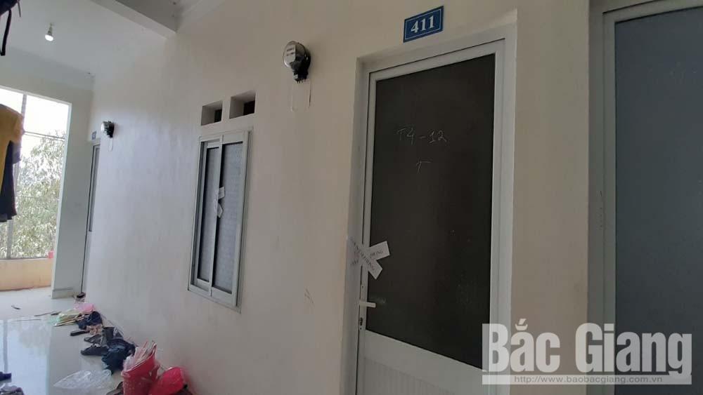Bắc Giang: Cặp đôi tử vong tại nhà trọ cùng quê ở xã Thành Long (Tuyên Quang)