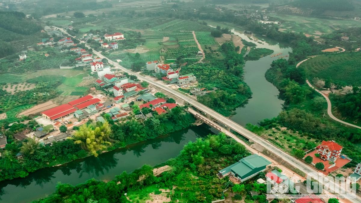 Vùng cao Sơn Động hôm nay