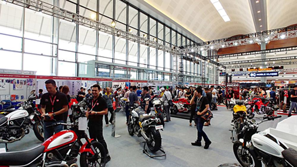 Vietnam AutoExpo, triển lãm phương tiện giao thông, triển lãm vận tải