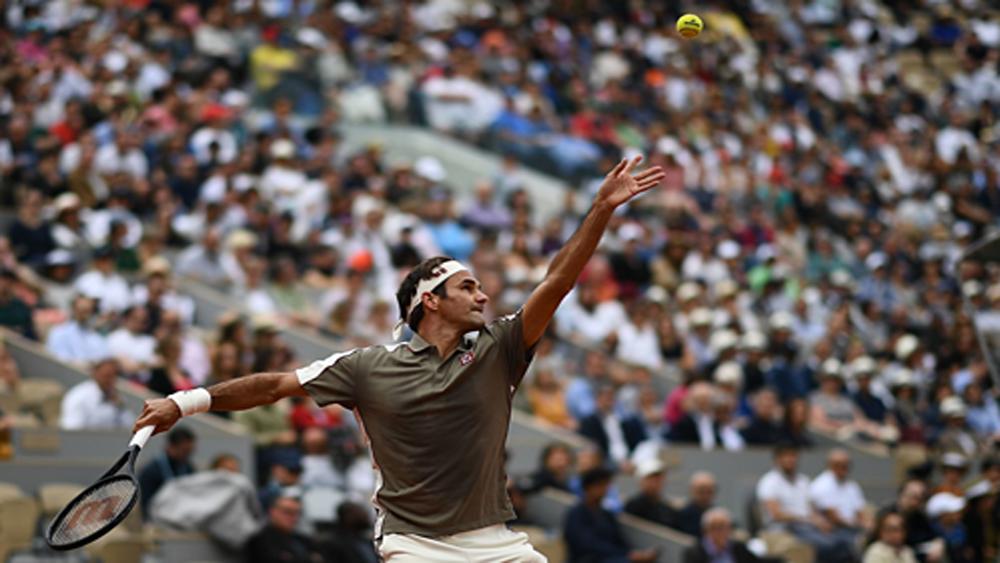 Roger Federer, Roland Garros 2019