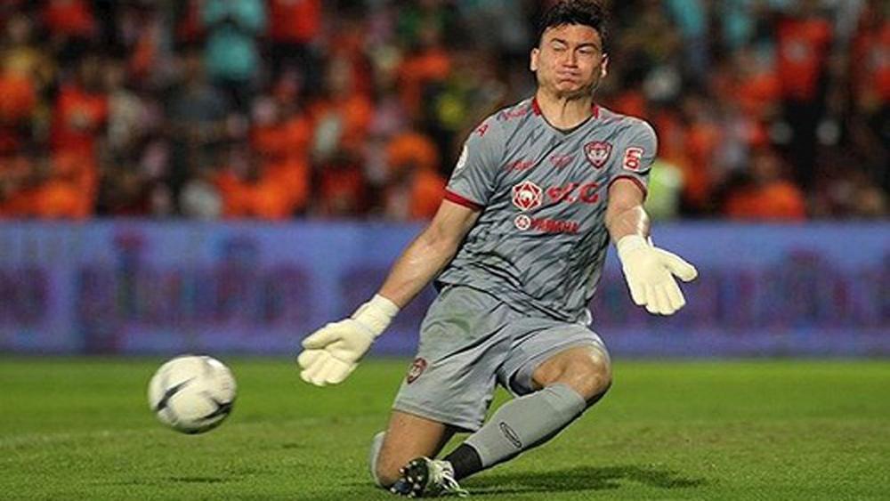 Buriram United, Muangthong United, Lương Xuân Trường, Đặng Văn Lâm