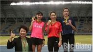 Nguyễn Thị Oanh giành 2 HCV giải điền kinh Đài Loan mở rộng