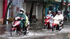 Thời tiết ngày 27-5: Bắc Bộ và Bắc Trung Bộ có nơi mưa rất to, rải rác có dông