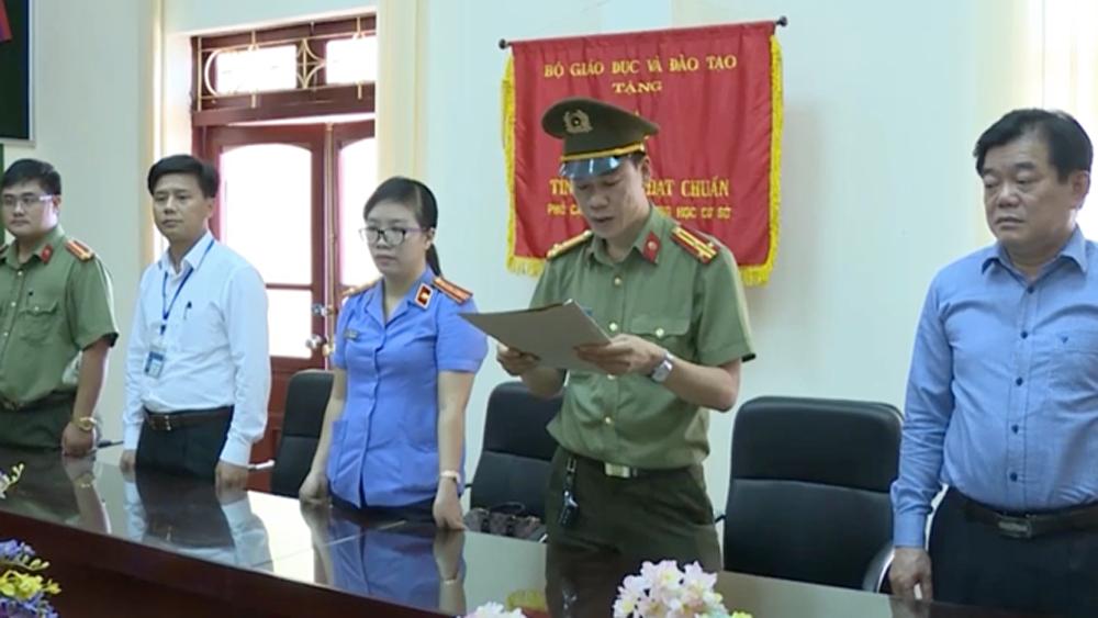 """, Trần Xuân Yến, kỳ thi THPT quốc gia, phát ngôn """"sốc,  Giám đốc Sở GD&ĐT Sơn La Hoàng Tiến Đức, mua, bán điểm"""