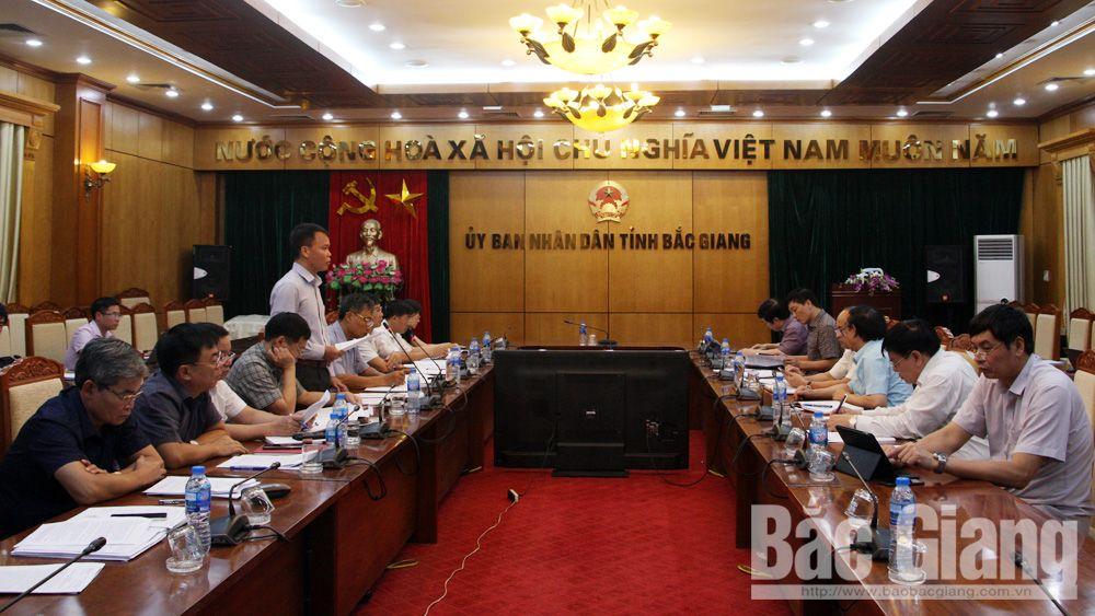 HĐND tỉnh Bắc Giang, Luật tổ chức chính quyền địa phương, giám sát