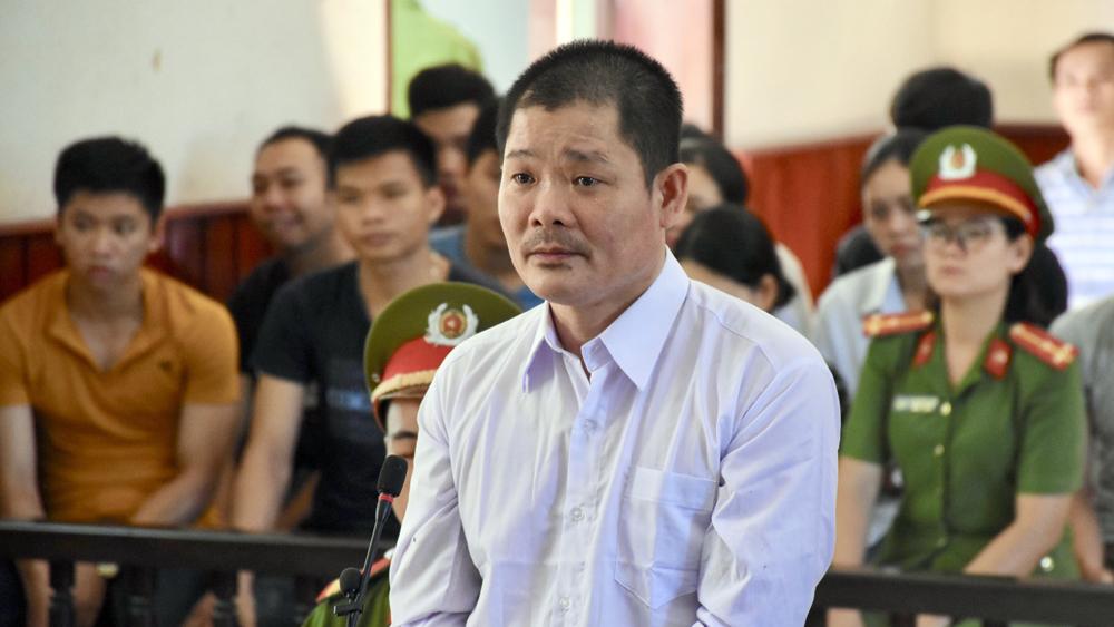 Lê Quốc Bình, Bình Định, xử phạt đối tượng, phạm tội khủng bố, chống chính quyền nhân dân, tàng trữ trái phép, vũ khí quân dụng