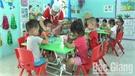 Bảo đảm an toàn thực phẩm cho bếp ăn bán trú tại trường học mầm non