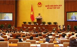 """""""Chốt"""" 4 Bộ trưởng đăng đàn trả lời chất vấn trước Quốc hội"""