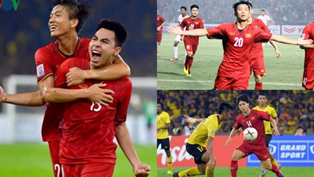 Đội tuyển Việt Nam chốt danh sách dự King's Cup: Bất ngờ Duy Mạnh, Đức Chinh