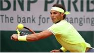 Nadal thắng dễ tại vòng một Roland Garros 2019