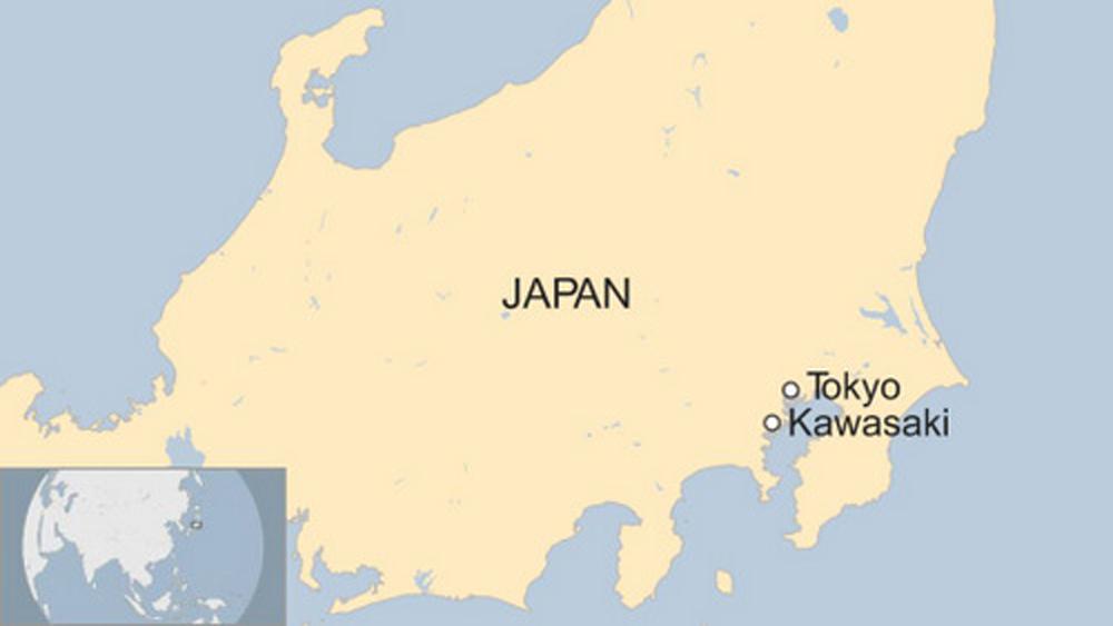 Đâm dao ở Nhật, ít nhất 19 người bị thương