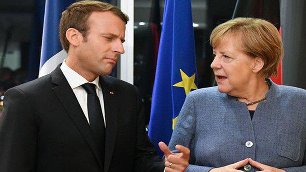 Đức, Pháp, bất đồng ,ứng viên, Chủ tịch Uỷ ban châu Âu, bầu cử Nghị viện châu Âu
