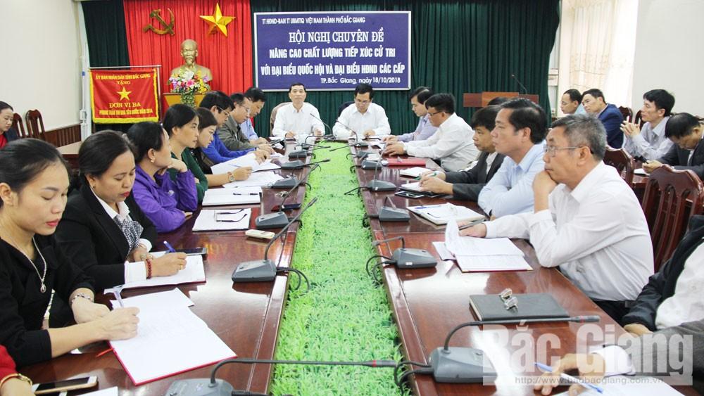 Bắc Giang, TP Bắc Giang, MTTQ, đại đoàn kết, thi đua yêu nước, đô thị văn minh