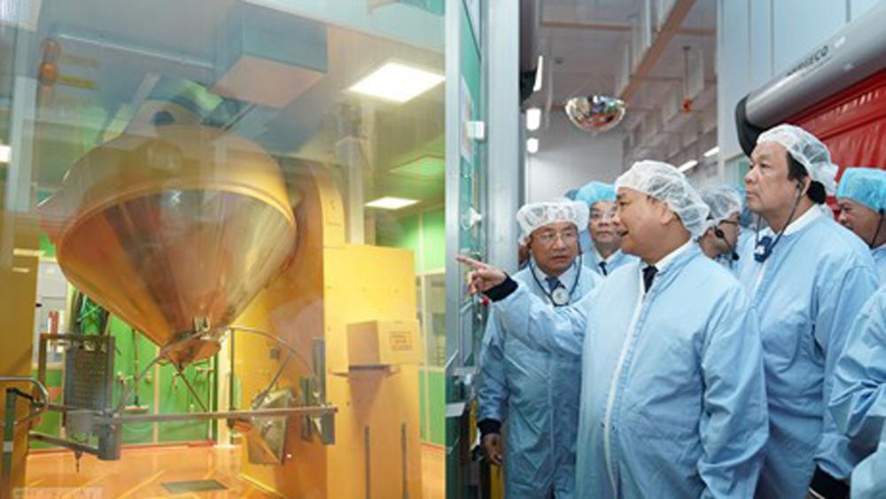Tập đoàn AstraZeneca, chuyên sản xuất các loại dược phẩm, Thụy Điển, cam kết đầu tư, Việt Nam, sức khoẻ cho người dân Việt Nam