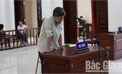"""Chuyên viên Chi cục Thuế Tân Yên lĩnh án chung thân vì """"Tham ô tài sản"""""""