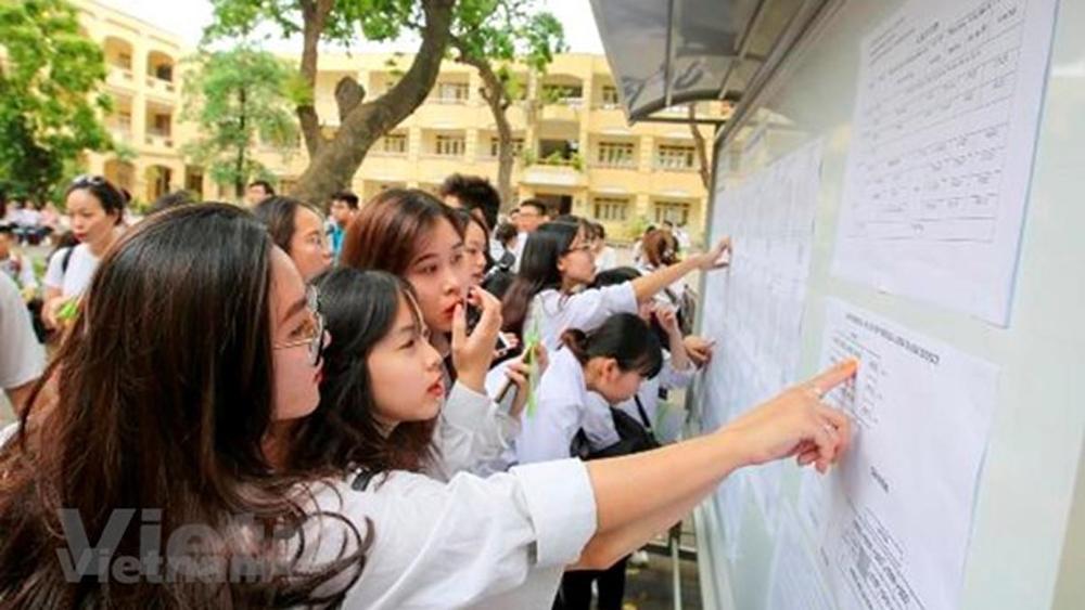 Bộ Giáo dục và Đào tạo, phân tích kết quả, thi THPT Quốc gia, gian lận, thí sinh, sai sót