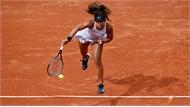 Naomi Osaka thoát hiểm tại vòng một Roland Garros 2019