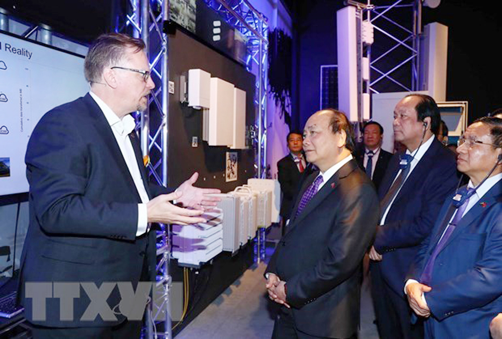 Vietnam, Swedish technologies, Prime Minister Nguyen Xuan Phuc, Sweden's achievements, scientific research, modern technology,  energy transformation technology