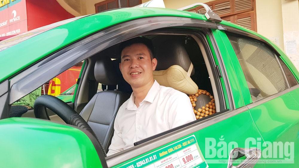 Mai Linh, Bắc Giang, người lái xe, Liên đoàn Lao động, công nhân lao động