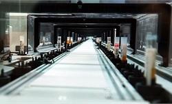 Hệ thống xét nghiệm tự động tại Bệnh viện Chợ Rẫy