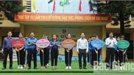 """Bắc Giang: Ra quân Chiến dịch tình nguyện """"Hoa phượng đỏ"""", tiếp sức mùa thi"""