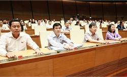 Quốc hội không đồng ý cho phạm nhân lao động ngoài trại giam