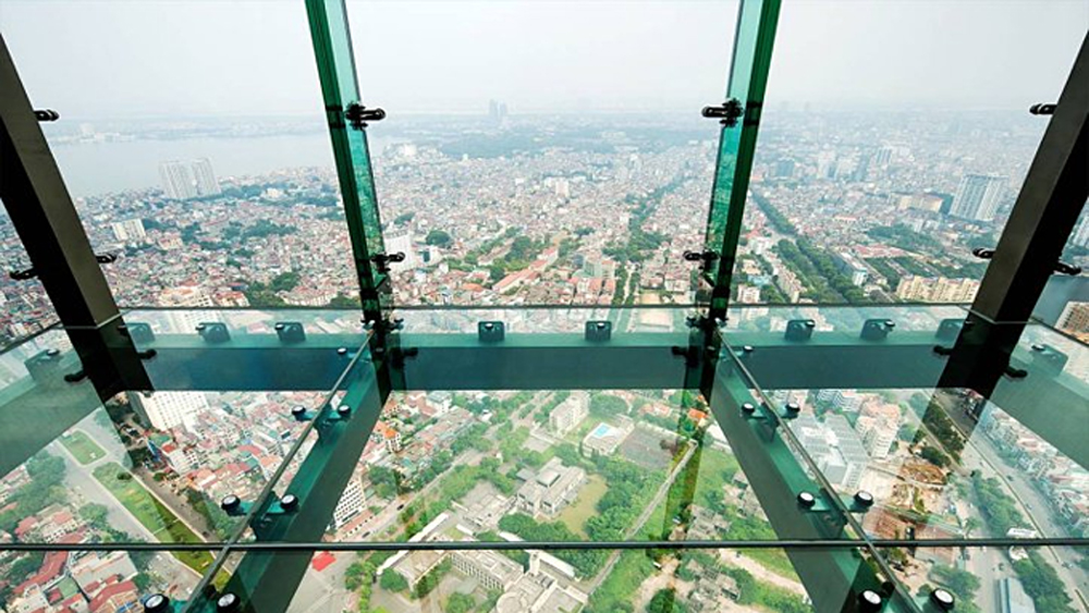 Hanoi observation deck among world's best vantage points