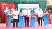 Hiệp Hòa: Thêm một dự án nước sạch và vệ sinh trong trường học