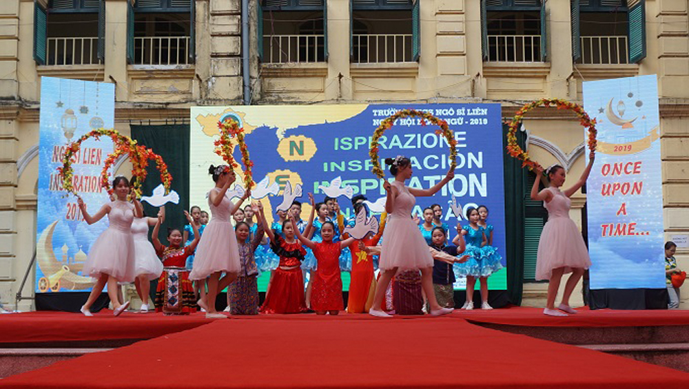 Ngo Si Lien language festival, unique cultural experiences, international language festival, Ngo Si Lien – Inspiration 2019