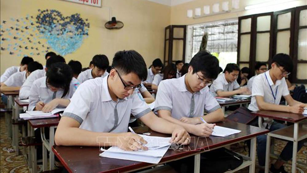 Học Sinh, Thi Đại Học, Trường Đại Học, Có Uy Tín, Đăng Ký, Xét Tuyển, Việc Làm