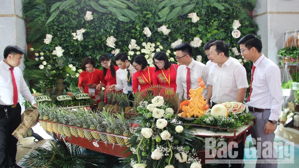 Đánh giá cao, việc quảng bá, xúc tiến, tiêu thụ nông sản, tỉnh Bắc Giang, vải thiều