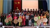 Truyền dạy hát chèo, hát quan họ cho hạt nhân văn nghệ cơ sở