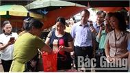 Hội LHPN tỉnh Bắc Giang phát động phong trào chống rác thải nhựa