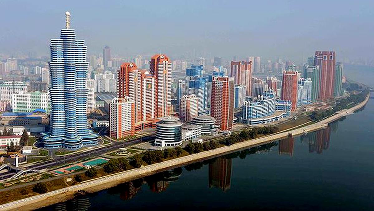 Chiêm ngưỡng kiến trúc độc đáo của Triều Tiên