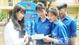 Áo xanh tình nguyện tiếp sức mùa thi