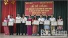 82 học viên hoàn thành lớp Trung cấp lý luận chính trị - hành chính
