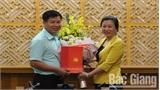 Đồng chí Nguyễn Văn Năng được bổ nhiệm giữ chức Phó Chánh Văn phòng Tỉnh ủy Bắc Giang