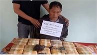 Quảng Bình: Bắt đối tượng vận chuyển hơn 100 nghìn viên ma túy tổng hợp