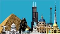 Chiều cao Godzilla so với những công trình chọc trời trên thế giới