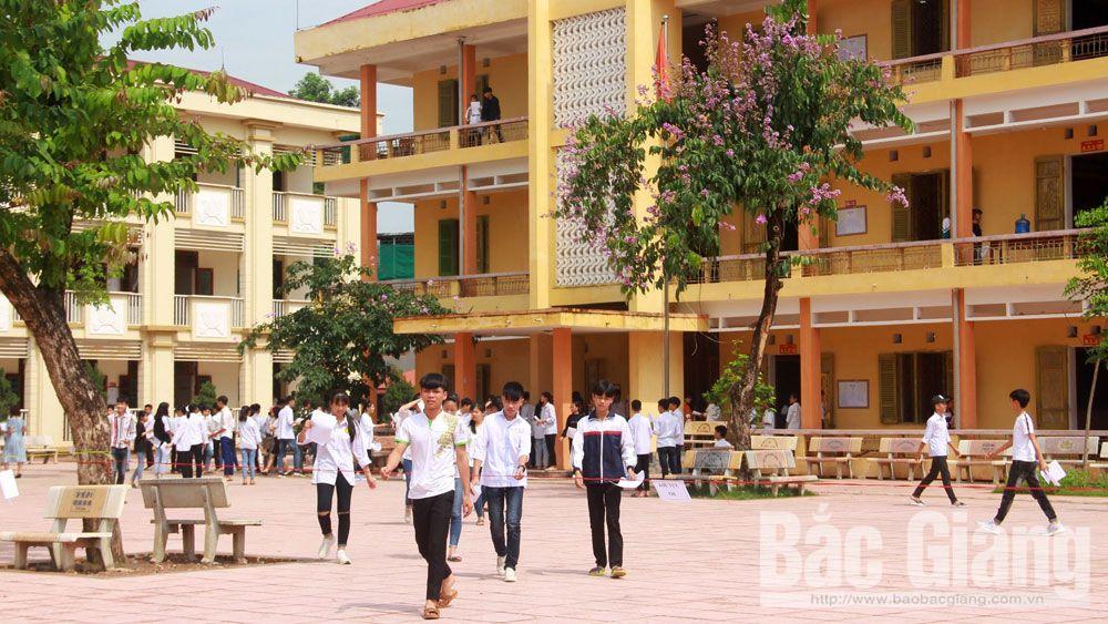 Thi tuyển sinh vào lớp 10 THPT: Truyền thống văn hóa, lịch sử vùng đất Bắc Giang được đưa vào đề thi môn Ngữ Văn